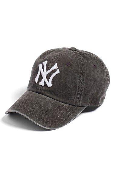 75c720bd7c3 Free shipping and returns on American Needle  New Raglan - New York Yankees   Baseball Cap at Nordstrom.com. A raised