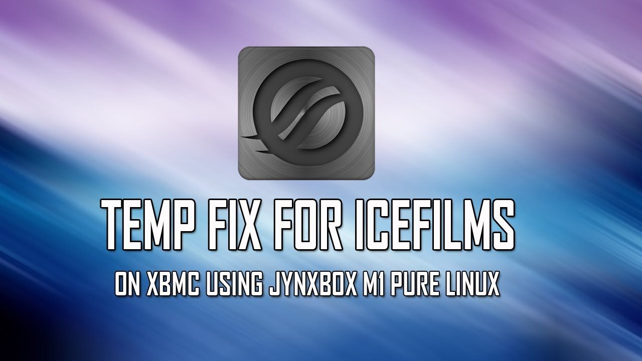 how to download icefilms on xbmc