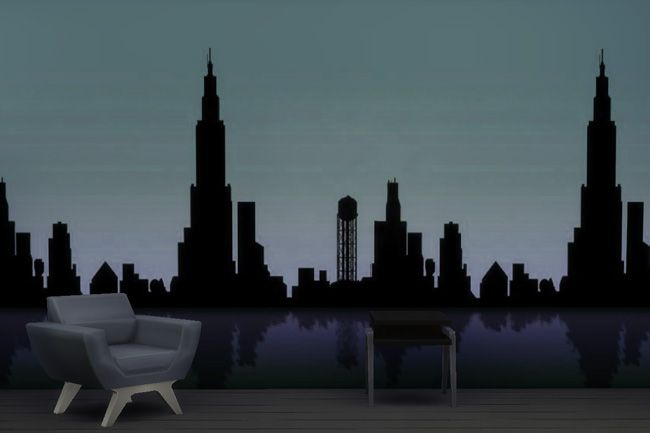 Skyline Mural by mammut DOWNLOAD