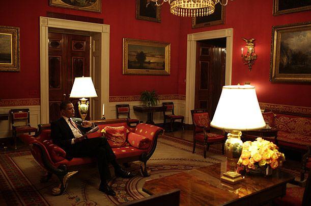 Redroom Whitehouse Interiors
