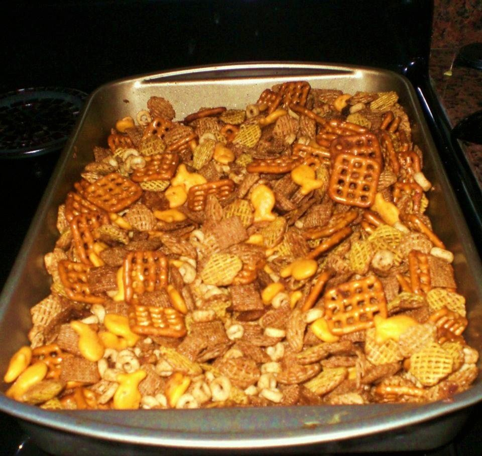 Recipes Appetizers And Snacks, Chex Mix, How