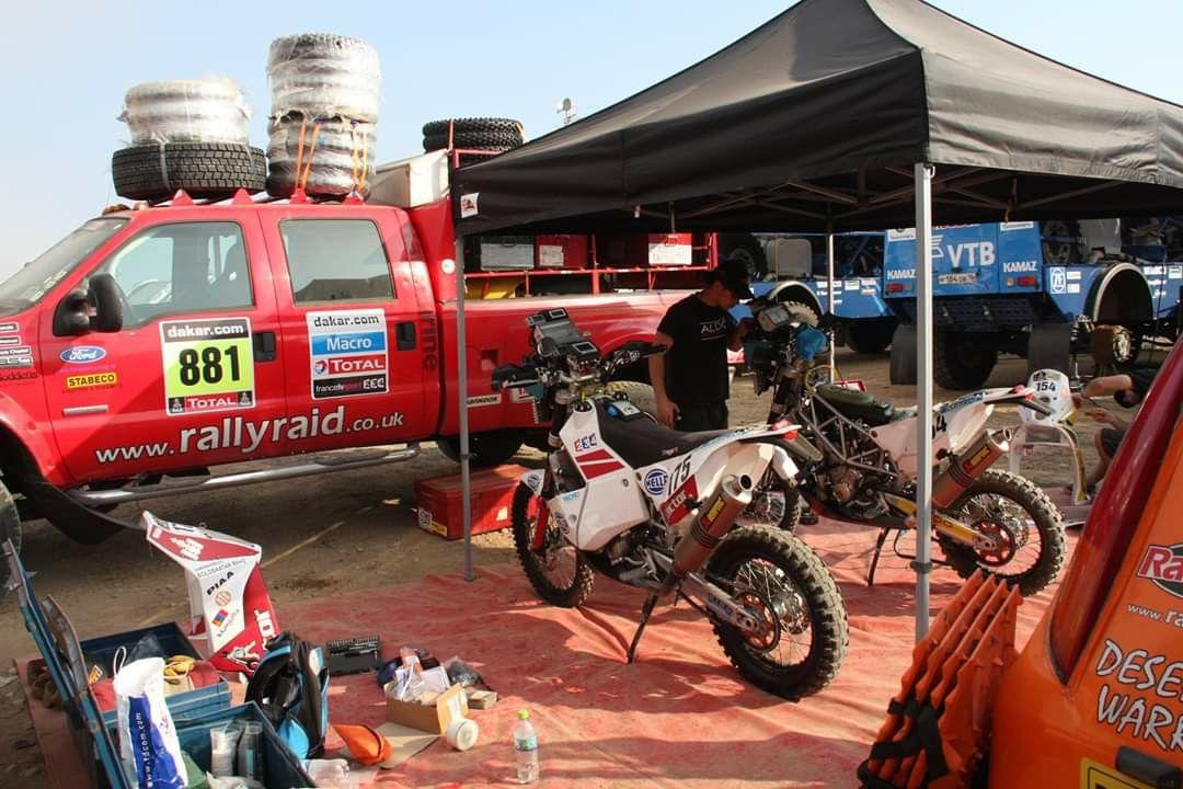 Dakar Rally 2013 Ktm Motorcycle Dakar