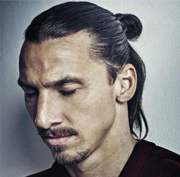 Fußballer Frisuren Zlatan Ibrahimovic Trend Haare ZLATAN