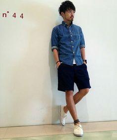 【2015・夏】メンズファッション 真似したいかっこいい着こなし・コーデまとめ , NAVER まとめ