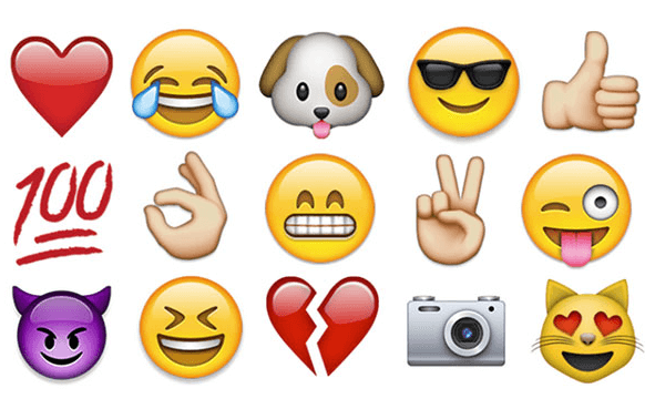 Pdf todos os emojis resultados yahoo search da busca de for Emoticones para instagram