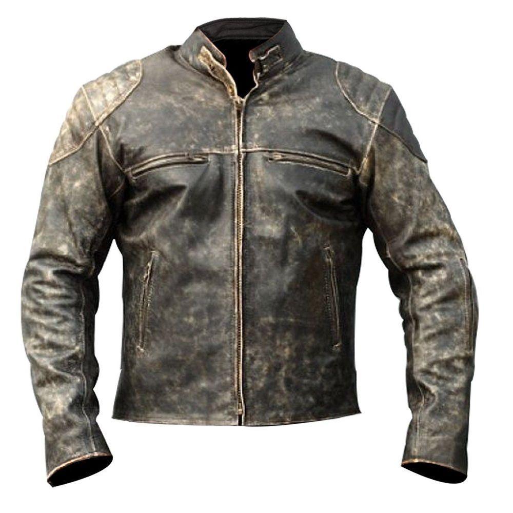 Compra chaquetas de la motocicleta de la vendimia online
