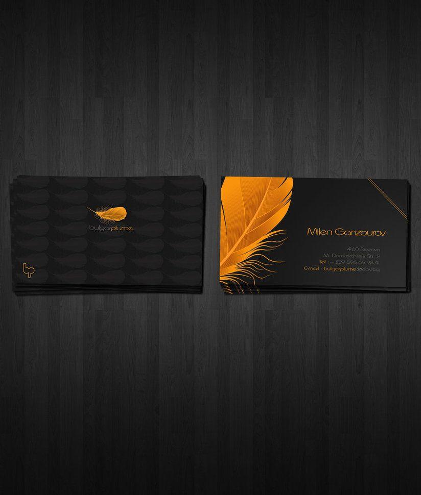 business cardss by ~vencarrr on deviantART