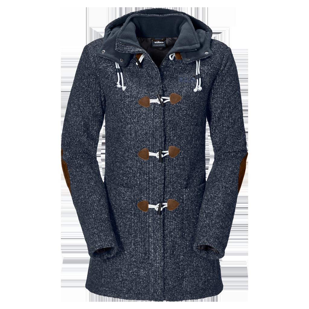 Jack Wolfskin Richmond Coat Daunenmantel Damen midnight blue im Online Shop von SportScheck kaufen