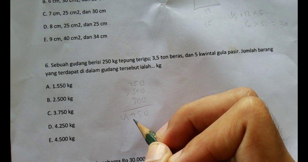 Download Contoh Soal Psikotes 2019 Matematika Gambar Polri Bank Karayawan Deret Angka Pdf Cpns Sma Online Dan Jawabannya B Matematika Logika Matematika Belajar