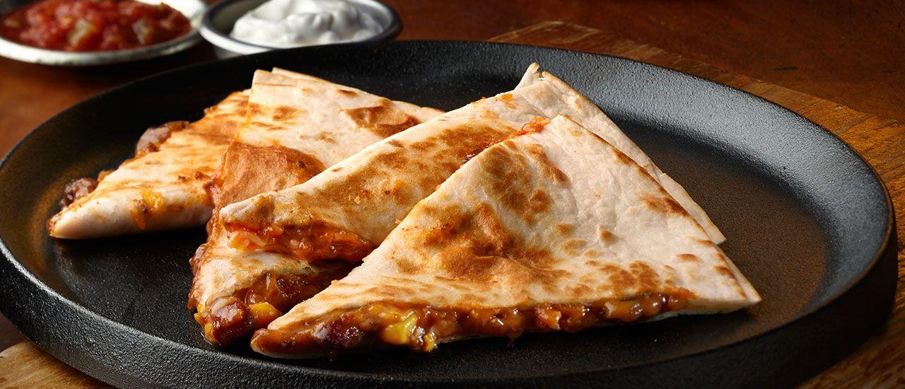 Chili Cheese Quesadillas #pioneerwomannachocheesecasserole