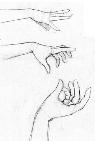 Image result for how to draw hand reaching out | Art ...