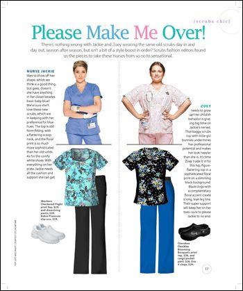56622477412 Please make me over | Scrubs Fashion | Nurse jackie, Scrubs, Nursing ...