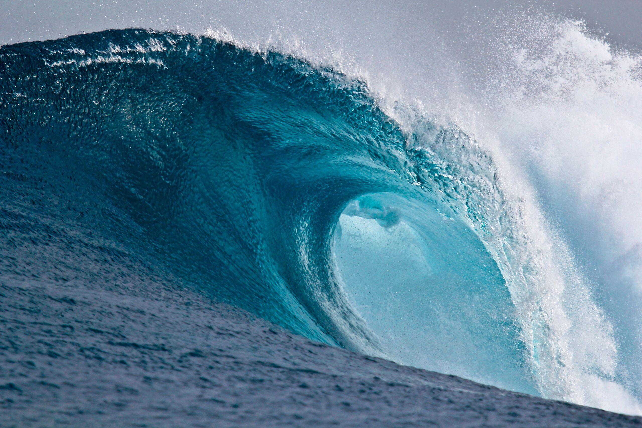 Big Ocean Waves Alpha Coders Wallpaper Abyss Earth Wave