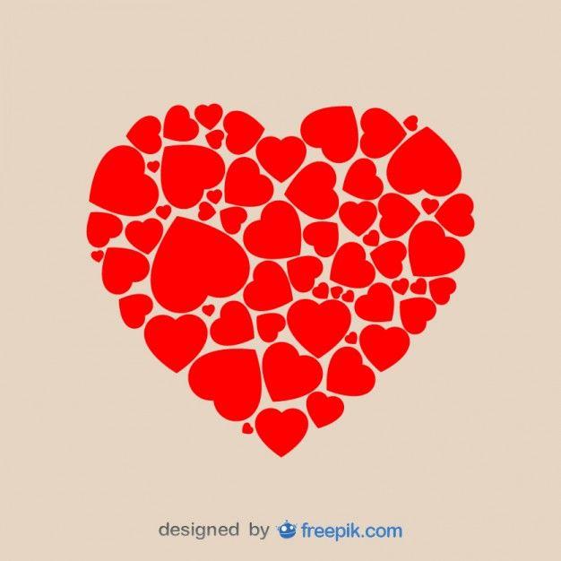 de un corazón