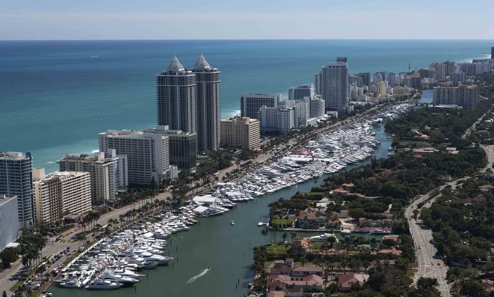 Taking place in a month's time in MiamiBeach, Florida