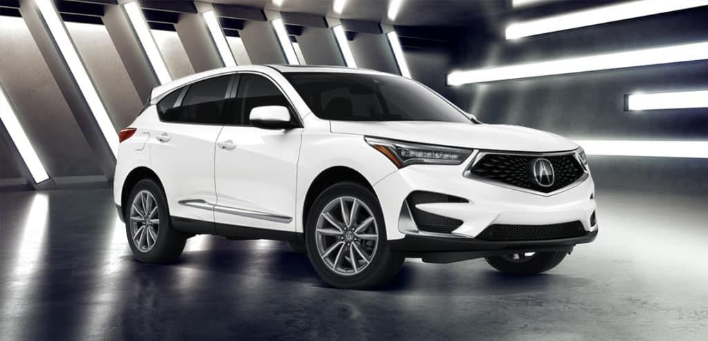 2020 Acura Rdx With Technology Package Technology Package New Ford Mustang Acura