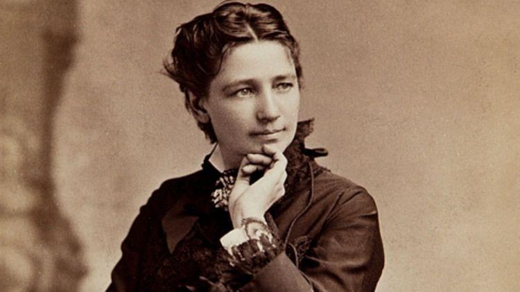 Victoria  Woodhull stilte til det amerikanske presidentvalget i 1872.