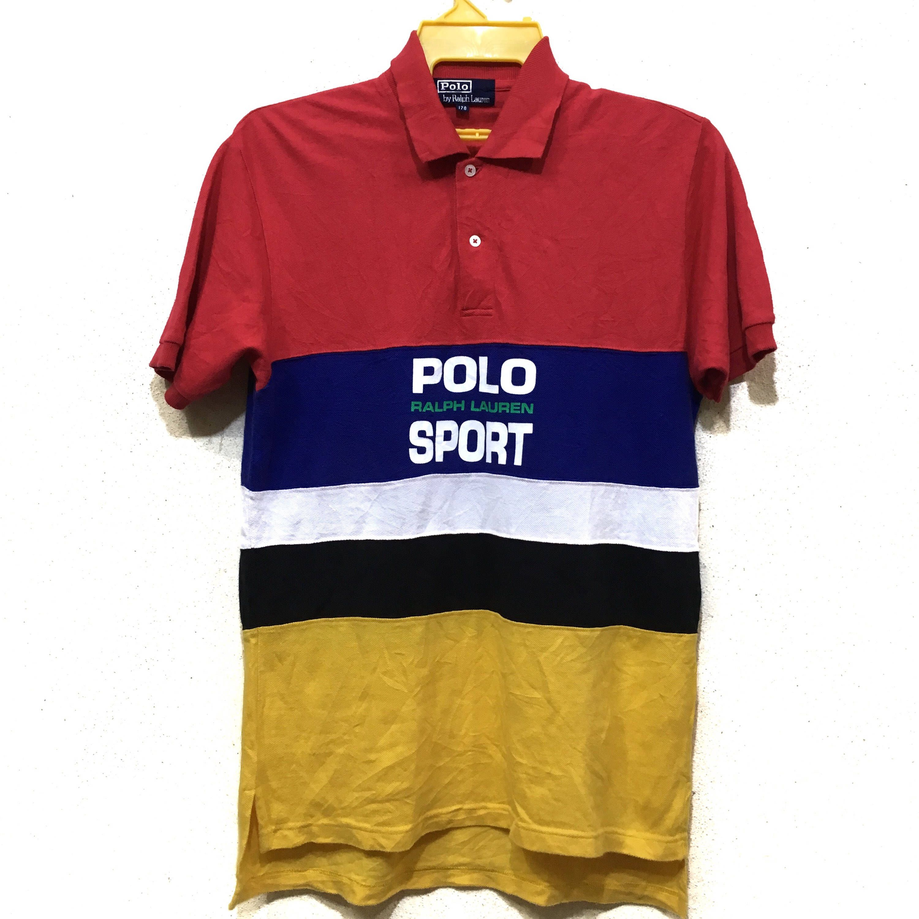 cda417a0862 Polo Sport by Ralph Lauren polo shirt M size   For sell   Polo ralph ...