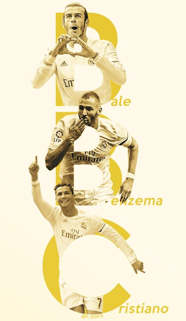 Bbc Bale Benzema Cristiano Ronaldo Real Madrid Football Real Madrid Football Club Cristiano Ronaldo