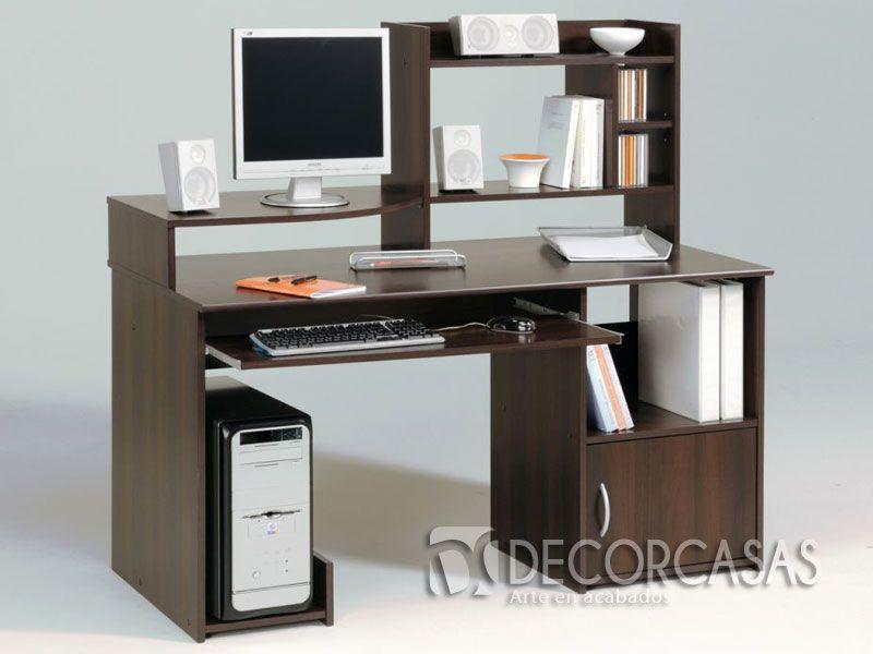 Centro De Computo Con Espacios Para Libros Y Utiles Con Imagenes