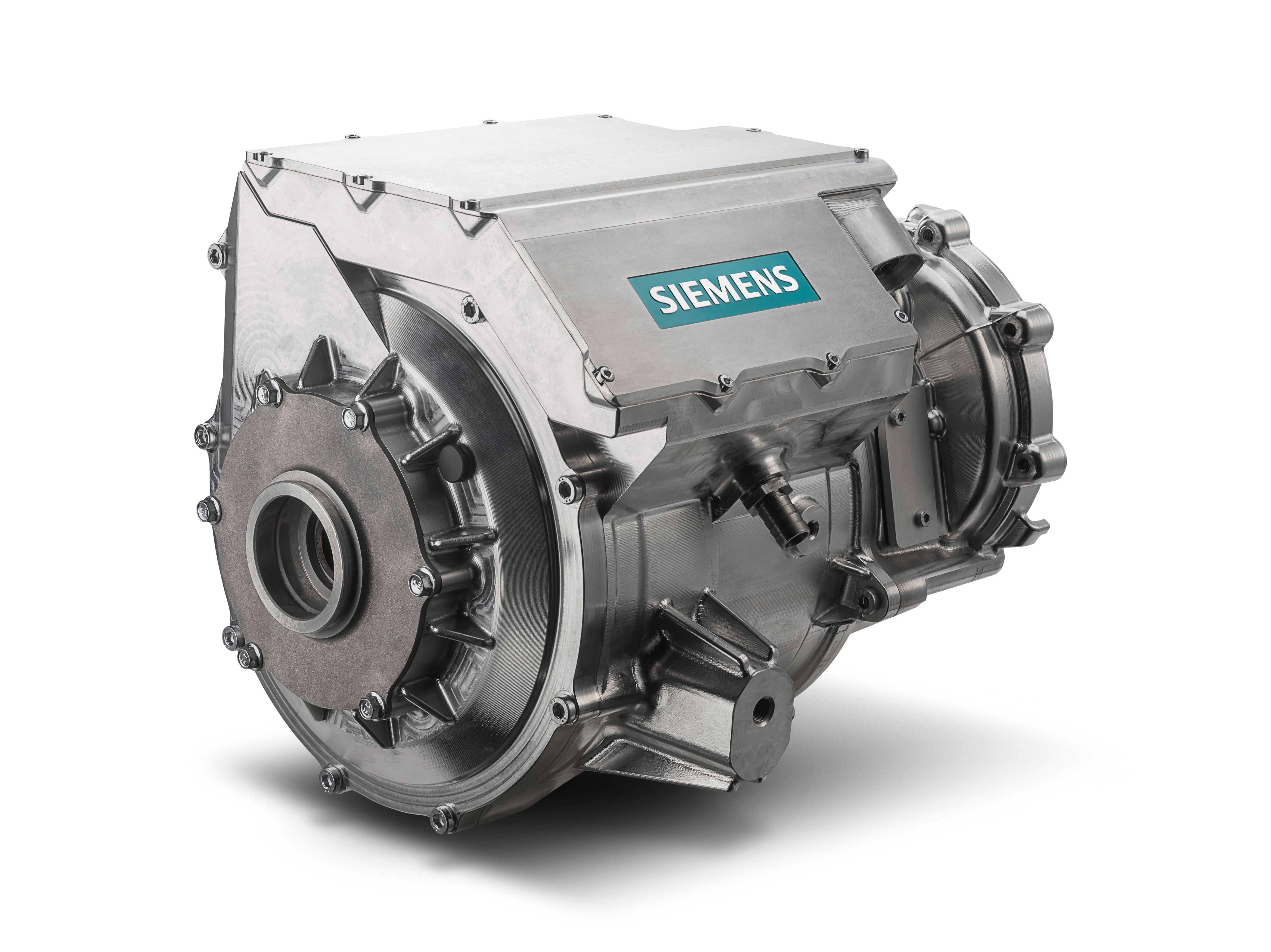 Siemens Has Developed A Solution For Integrating An Electric Car 39 S Motor And Inverter In A