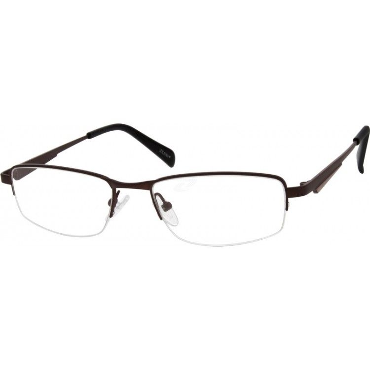 Men's pure titanium full-rim frame with adjustable silicone nose pads and acetate temple tips for added comfort....Price - $45.95-JJMmWVQw