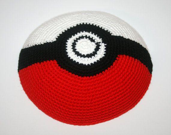 Kippah pokeball for custom order