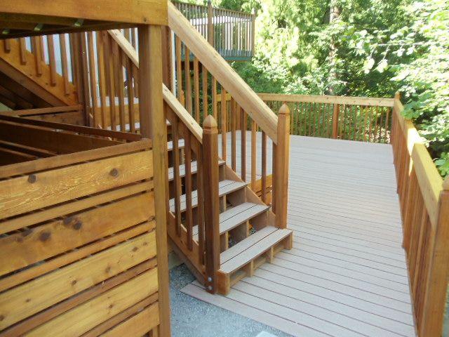 Cedar Deck Skirt Deck Skirting Small Backyard Patio Backyard Patio