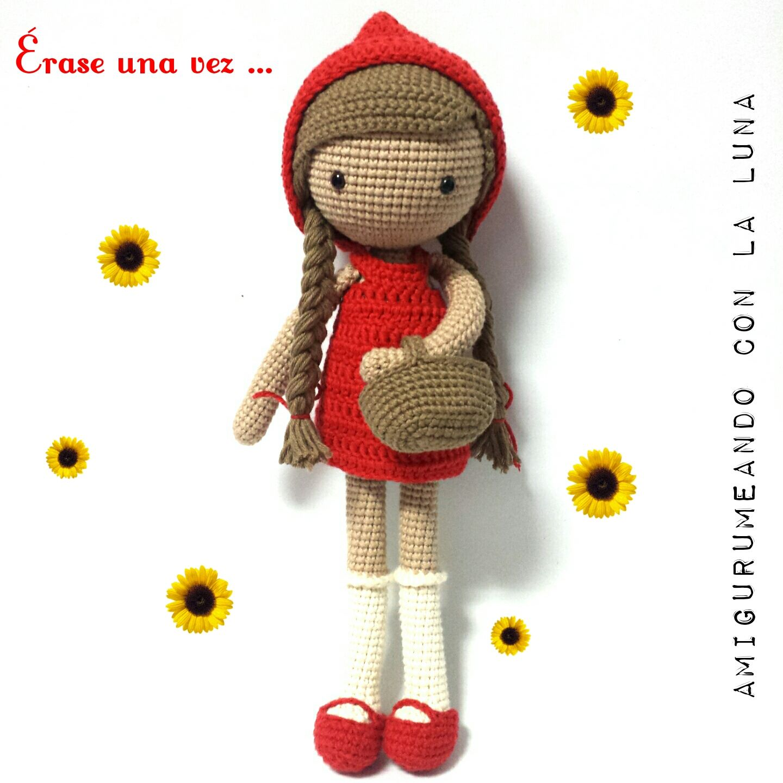 Caperucita Roja | Amigurumis | Pinterest | Crochet, Amigurumi y ...