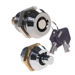 push in lock push in lock is made of zinc alloy and pin