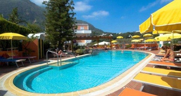 Hotel La Pergola Casamicciola Terme http//www.myischia