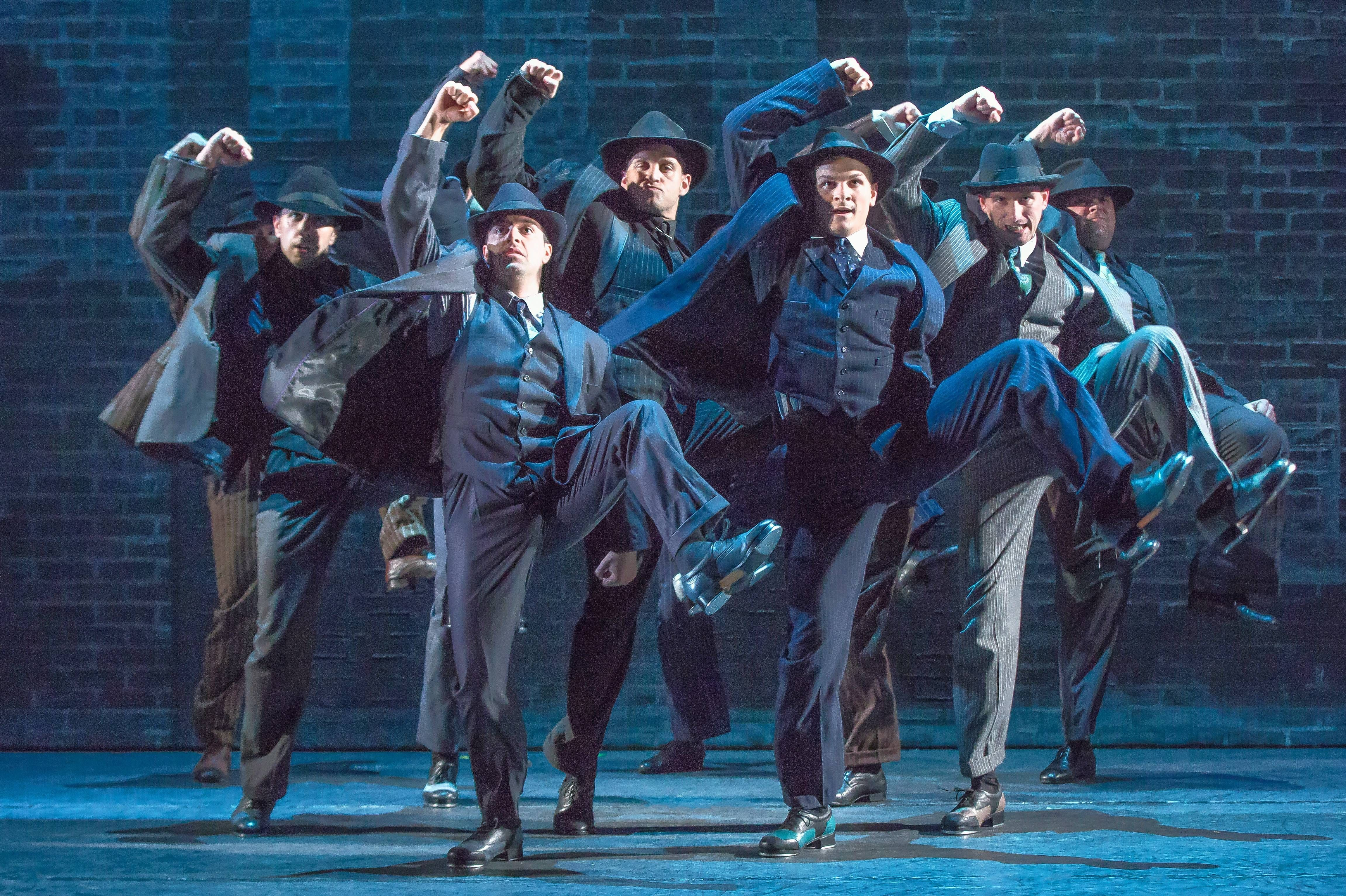 'Bullets Over Broadway' gives actor chance to reconnect to
