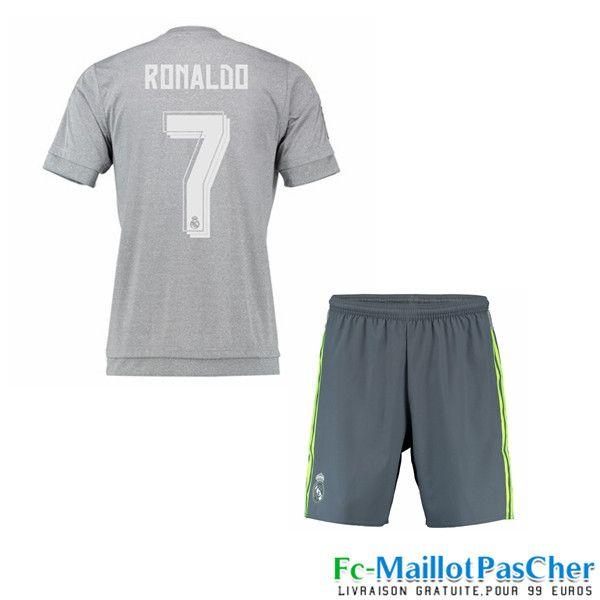 Maillot Extérieur Real Madrid gilet