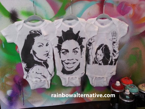 Orange is the New Black inspired 3 pack baby bodysuit infant creeper  crawler snapsuit onepiece c62fa2d71