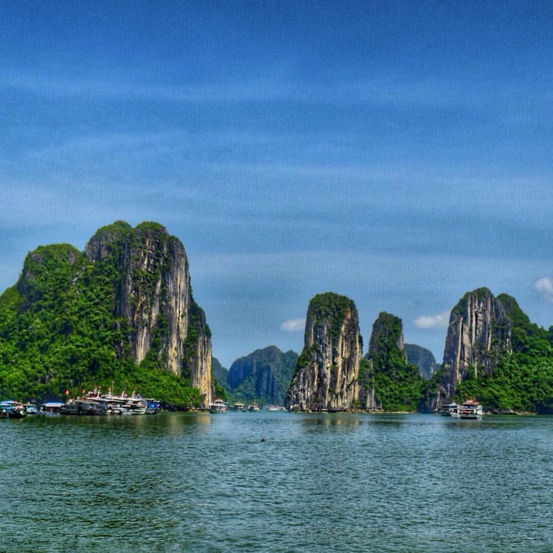 Hạ Long Bay Vịnh Hạ Long Quảng Ninh Province Vietnam Instagram Việt Nam