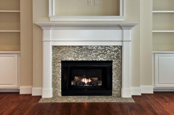 36++ Gas fireplace tile ideas info