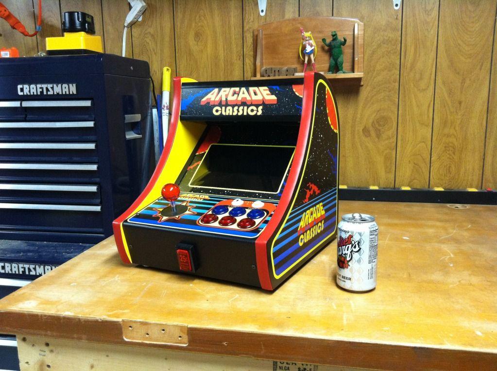 """Small Tabletop """"Arcade Classics""""....lets call it"""
