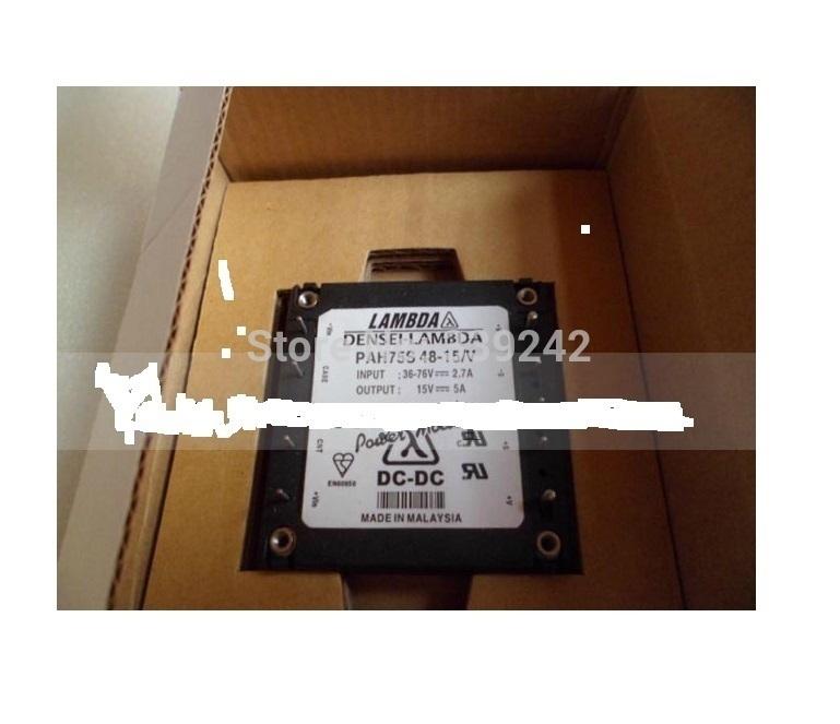 189.05$  Buy here - http://alino1.worldwells.pw/go.php?t=32774461681 - PAH75S48-15/V LAMBDA MODULE PAH75S48-15/V