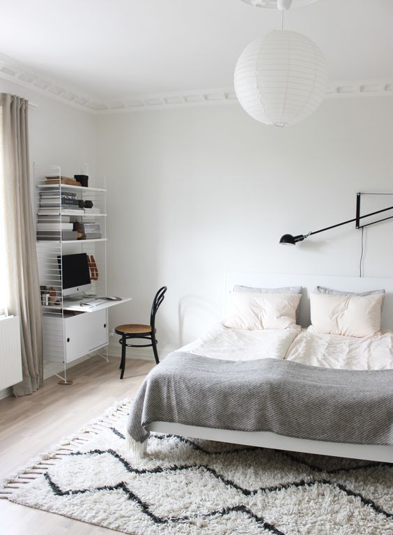 Bedroom Love Minimalist Plans details from our bedroom | apartamento | pinterest | string pocket