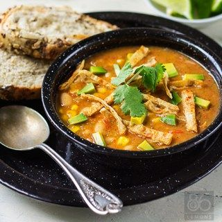 White Bean Chili (vegan, gf)