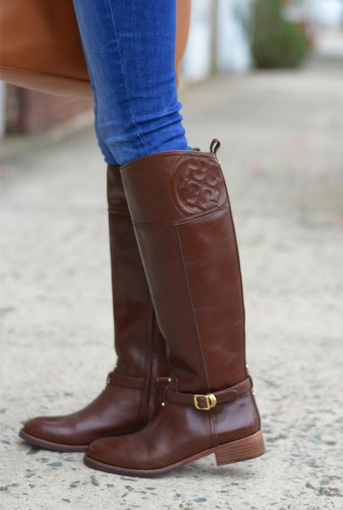 b375705c00a1 Tory Burch riding boots