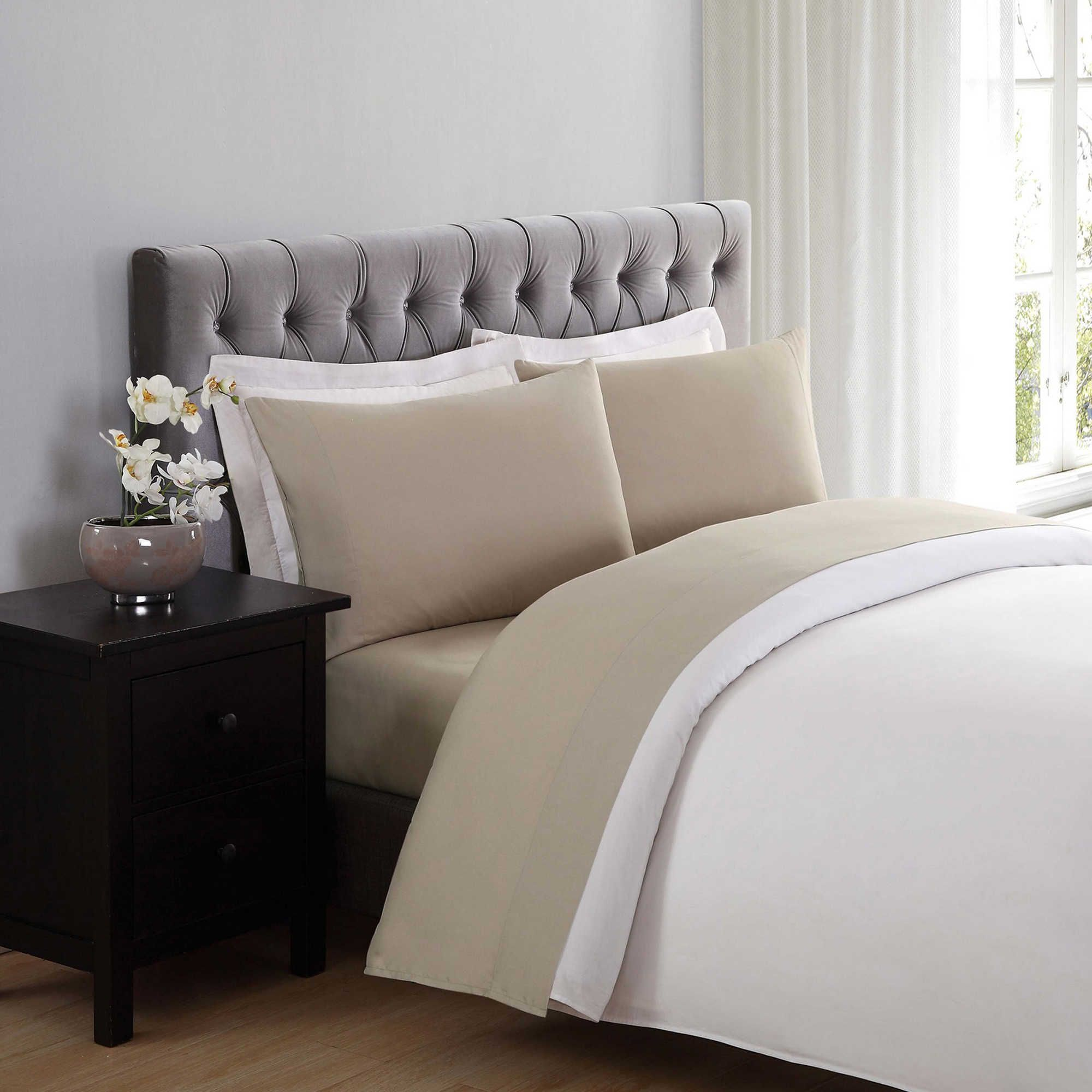 Truly Soft Everyday Solid Sheet Set King sheet sets