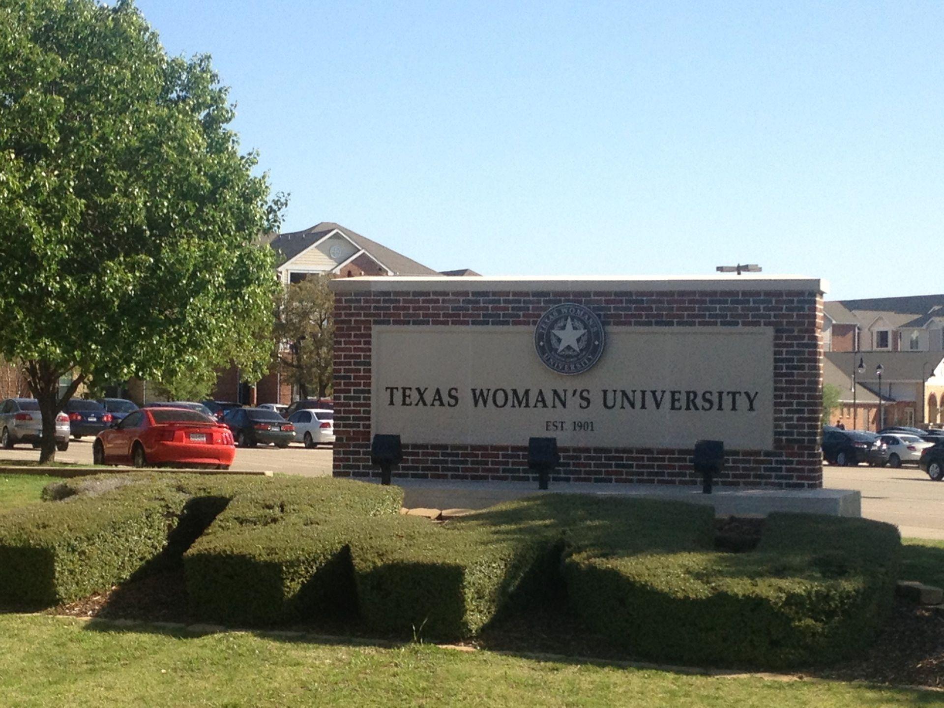 Twu Texas Woman S University Denton Campus In Denton Tx Texas