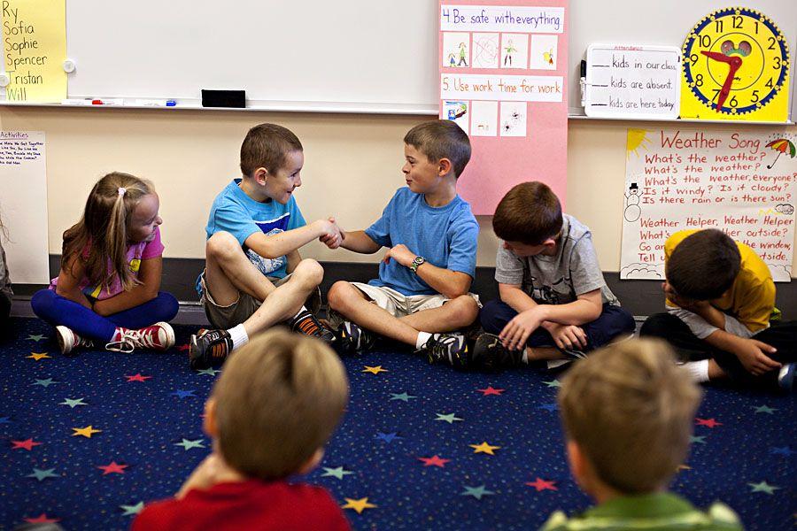 8 مهارات اجتماعية من الضروري تعليمها في الفصل تعليم جديد Education Week Education Kindergarten Education