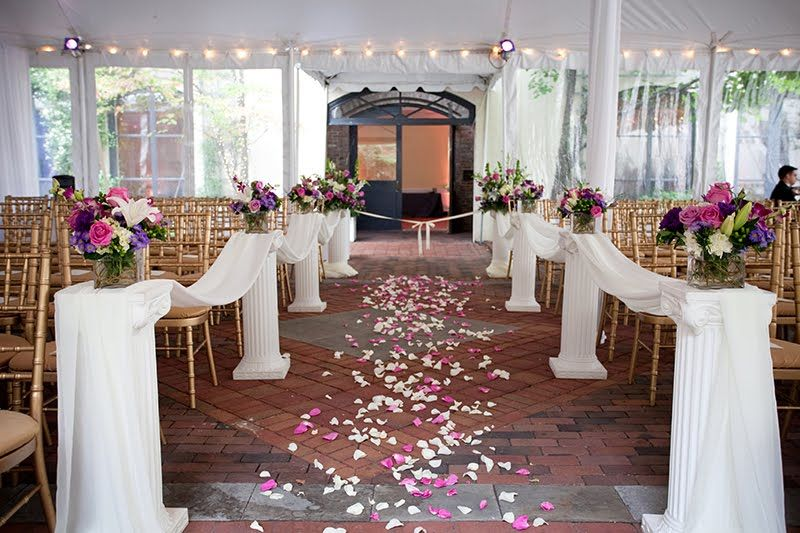 All In One Wedding Ceremony & Reception