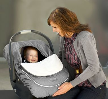 How To Keep Baby Warm In The Car Seat Winter Without Sacrificing Safety