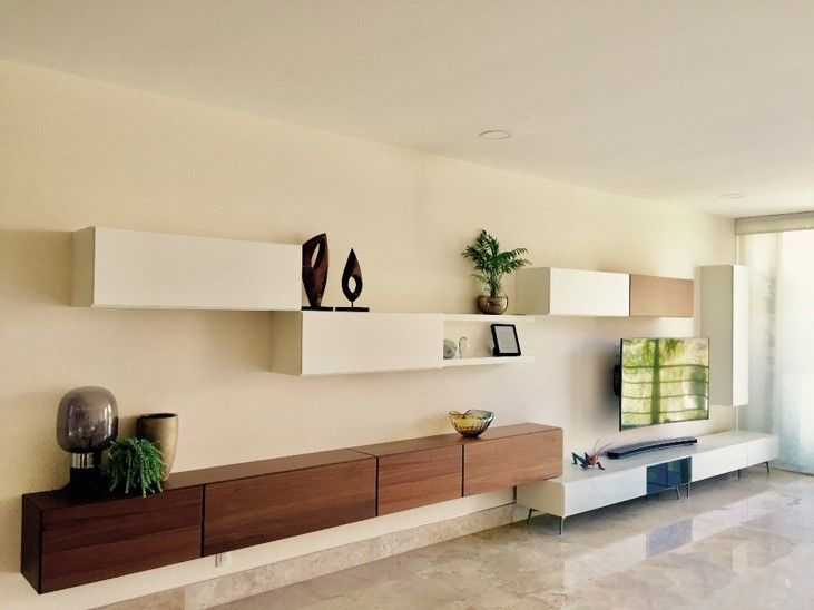Proyecto BoConcept Altavista Conceptor Mauricio Mesa Muebles - muebles de pared