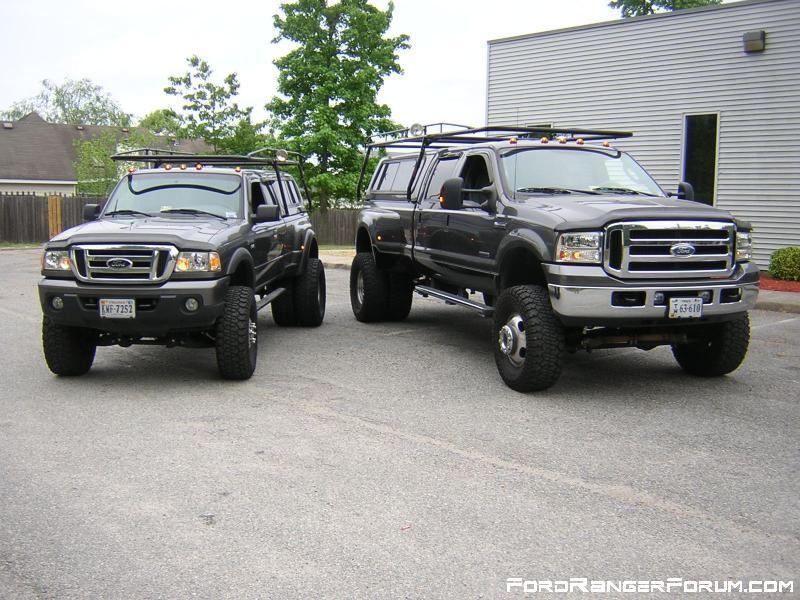 Dually Ranger Ford Ranger Forum Ford Ranger Custom Ford