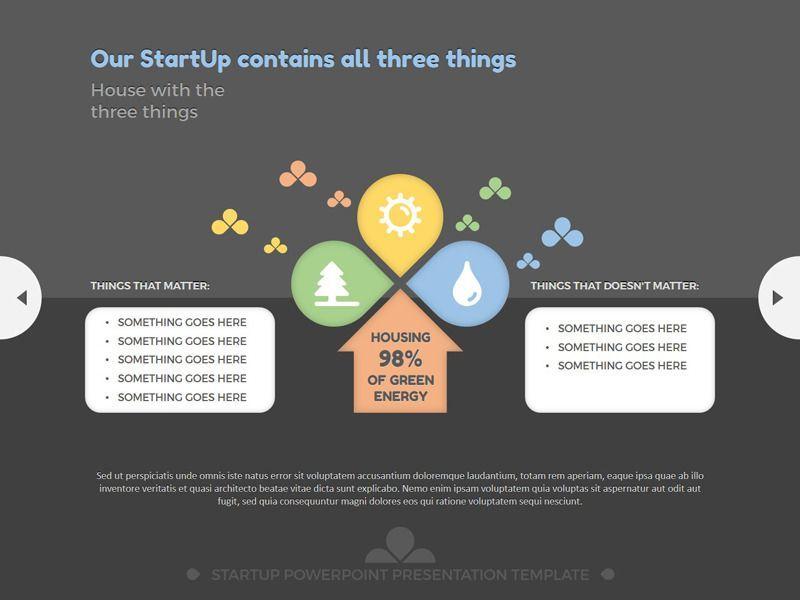 StartUp PowerPoint Presentation Template  StartUp PowerPoint Presentation Template