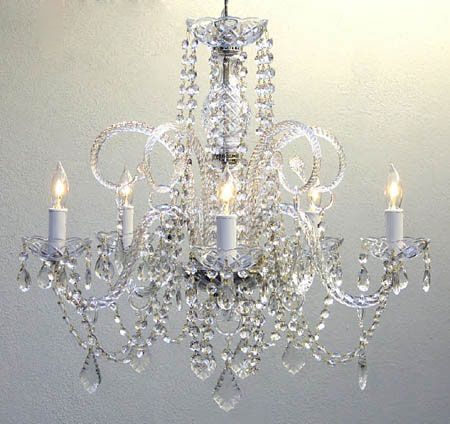 Pretty sure this is the chandelier i need to order for the bedroom above the bed or in the sitting area authentic crystal chandelier chandeliers lighting x aloadofball Images